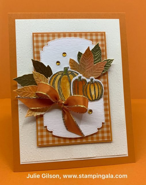 Gather Together Bundle, Thanksgiving card, treat holder, hand sanitizer holder