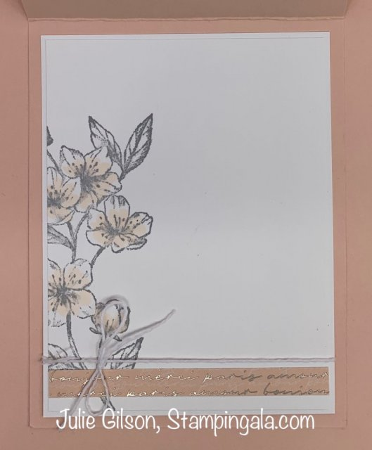 Greeting cards and gift box using the Forever Blossoms Bundle. #Stampin' Up, #Stampin' Gala, #Wedding, #Anniversary, #3- D